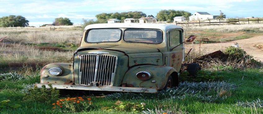 Rutherglen-Truck